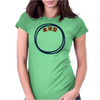 Blood Type O Personality - Color Womens Fitted T-Shirt