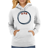 Blood Type O Personality - Color Womens Hoodie
