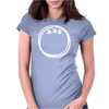 Blood Type O Personality - White Womens Fitted T-Shirt