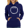 Blood Type O Personality - White Womens Hoodie