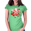 Bloody Witch Womens Fitted T-Shirt