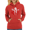 Bloody Witch Womens Hoodie
