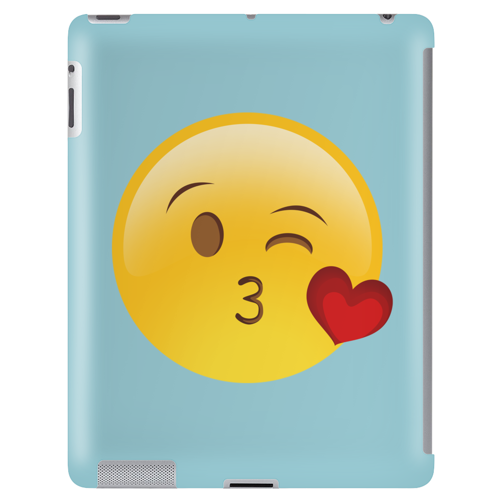 Blow a kiss emoji Tablet