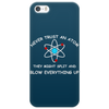 Blow everything up wrb Phone Case