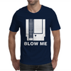 Blow Me Nintendo NES Mens T-Shirt