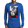 BLOWING IN THE  WIND Mens Long Sleeve T-Shirt