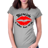 Blowjob Womens Fitted T-Shirt