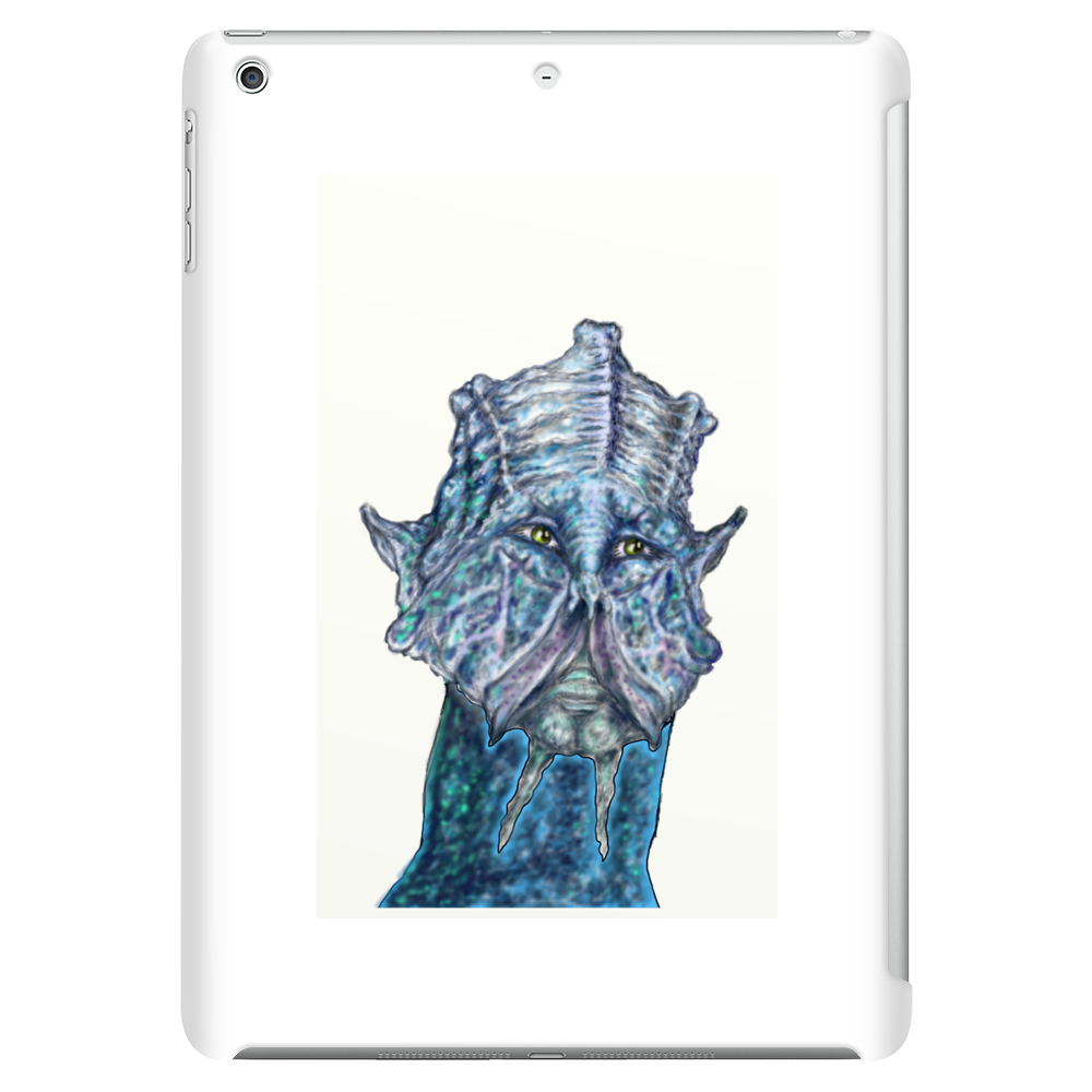 Blue Alien cell Tablet
