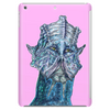 Blue Alien Poster Tablet
