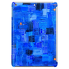 Blue and Orange Tablet