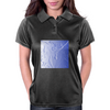 Blue Carving Womens Polo