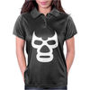 Blue Demon Lucha Libre Mexicana Womens Polo