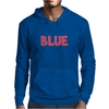 Blue is Blue. Mens Hoodie