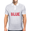 Blue is Blue. Mens Polo
