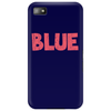 Blue is Blue. Phone Case