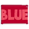 Blue is Blue. Tablet