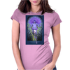 Blue Lion King Womens Fitted T-Shirt