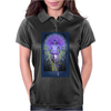 Blue Lion King Womens Polo