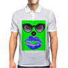 Blue Lips Mens Polo