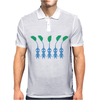 Blue Pikmin Mens Polo
