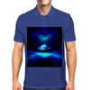 Blue planet Mens Polo