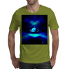 Blue planet Mens T-Shirt