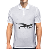 Blue Raptor Mens Polo