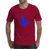 Blue Typhoon Jet Mens T-Shirt