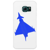 Blue Typhoon Jet Phone Case