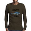 Bluefin fishing Mens Long Sleeve T-Shirt