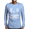 Blues Brothers Belushi Cult Tv Mens Long Sleeve T-Shirt