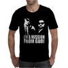 Blues Brothers Belushi Cult Tv Mens T-Shirt
