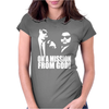 Blues Brothers Belushi Cult Tv Womens Fitted T-Shirt