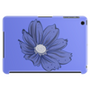 Bluish Flower Tablet (horizontal)