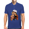 Blunted Method Man Mens Polo