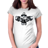 BMW Boxer Engine R1200GS GS R Adventure R1200RT R1200R Womens Fitted T-Shirt