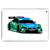 BMW DTM Racing Farfus Tablet