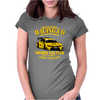 BMW DTM Racing Glock Womens Fitted T-Shirt