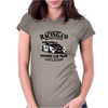 BMW DTM Racing Womens Fitted T-Shirt