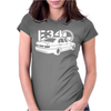 BMW E34 Womens Fitted T-Shirt