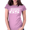 Bmw R 1200 Gs Womens Fitted T-Shirt