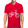 BMX Bike Mens Polo