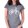 BMX Bike Womens Fitted T-Shirt