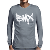 Bmx Graffiti Mens Long Sleeve T-Shirt