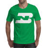 Bn Burlington Northern Railroad Mens T-Shirt