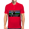 Bo Jackson Tecmo Bowl Oakland Raiders Mens Polo