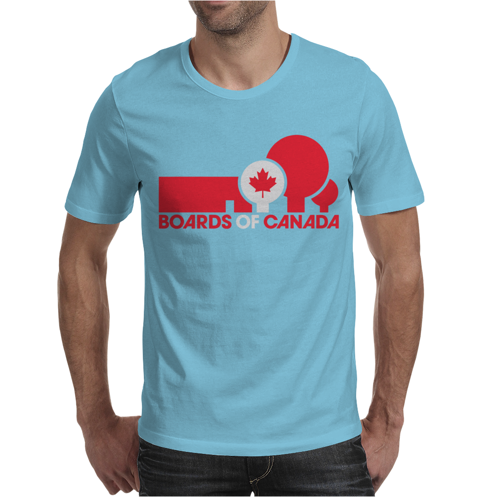 BOARDS OF CANADA Mens T-Shirt