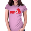BOARDS OF CANADA Womens Fitted T-Shirt