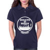 Boats and Hoes Womens Polo