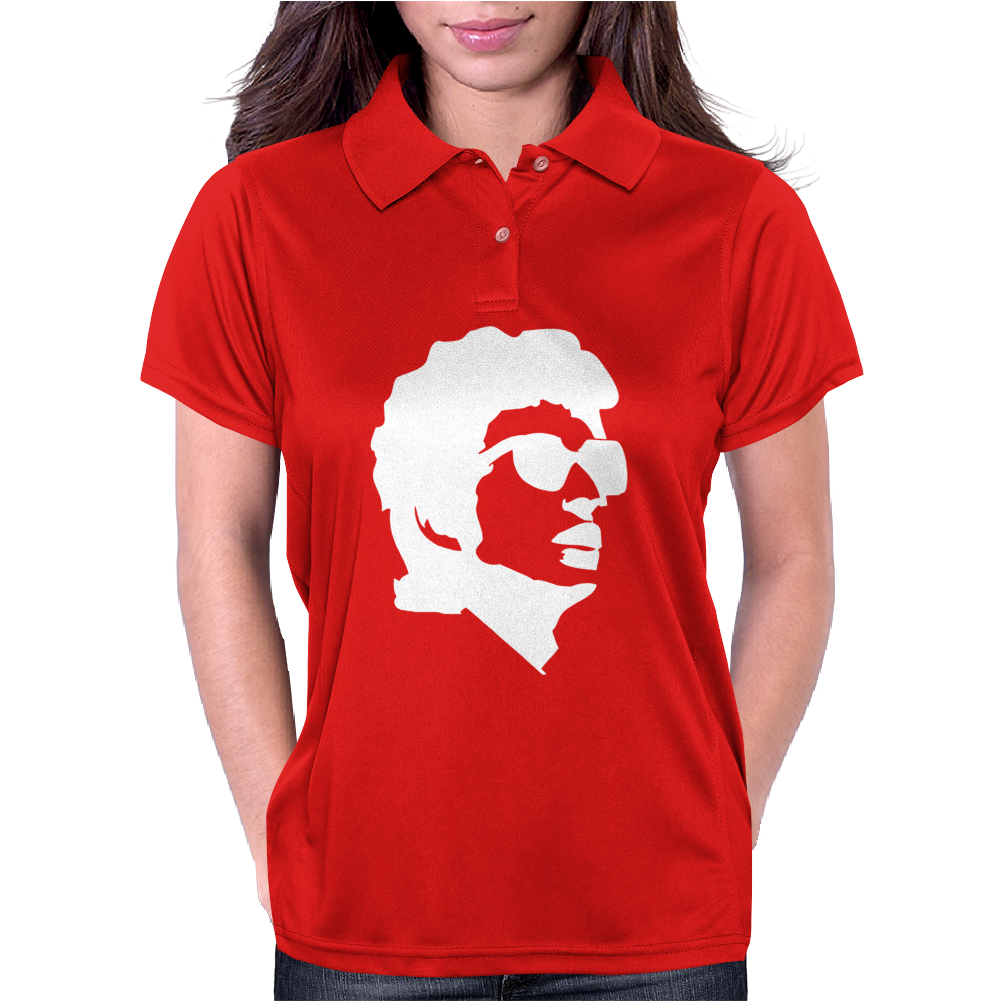 Bob Dylan 2 Womens Polo
